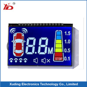 Elevator Stn LCD Display Segment Blue LED Backlight pictures & photos