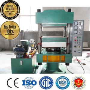 Vulcanizer Rubber Plate Press Vulcanizing Machine with Ce and ISO9001 pictures & photos