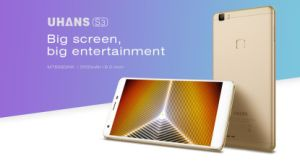 "Uhans S3 6.0"" Smart Phone 3G WCDMA Smartphone pictures & photos"