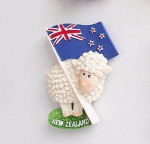 3D Newzealand Polyresin Fridge Magnet for Famous Tourist Souvenir Gift pictures & photos