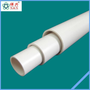 Hot Sale PVC Pipe List pictures & photos