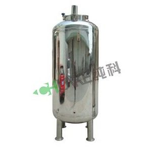 Stainles Steel 5000liter Water Tank with RO Plant China Supply pictures & photos