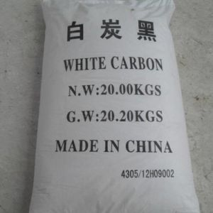 Precipitation Silica Hydrated White Carbon Black pictures & photos