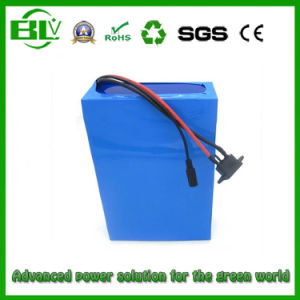 Lithium Battery DC24V 80/100ah for Warehouse AGC System in China with Stock pictures & photos