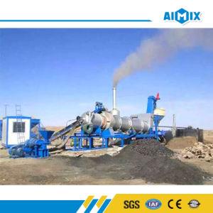 Hot Mix Mobile Asphalt Mixing Plant Dhb60 60t/H pictures & photos