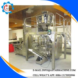 Suitable Easy Crisp Materials Automatic Packer Machine pictures & photos