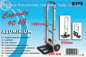 Aluminum Foldable Hand Truck (HT020) pictures & photos