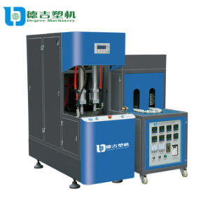 Semi Automatic 2 Cavities Bottle Blowing Machine pictures & photos