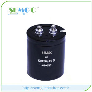 High Voltage Capacitor Fan Capacitor 1800UF 450V pictures & photos