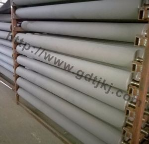 """1.6m-63"""" Manual Warm and Colde Roller Laminating Machine pictures & photos"""