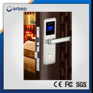RF Card Key Hotel Lock with Waterproof Hotel Door Lock System pictures & photos