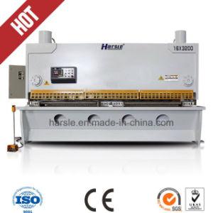 Nc/CNC Optional Hydraulic CNC Metal Plate Shear Machine pictures & photos