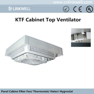 2018 New Design Panel Cabinet Top Ventilator with Temperature Switch pictures & photos