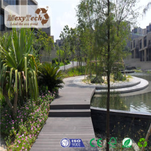 Mexytech New Design High Quality Waterproof WPC Composite Decking pictures & photos