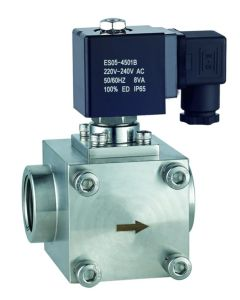 Yse Series Ss High Pressure Solenoid Valve pictures & photos