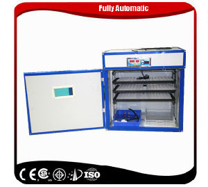 Cheapest Ce Approved 528 Chicken Egg Hatching Machine for Sale pictures & photos