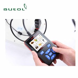 Obdii Diagnostic Tool Automotive Scanner Car Diagnos Tic Tool Universal Autophix Om580 pictures & photos