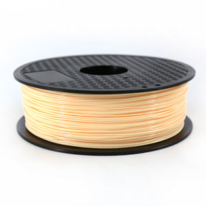 Carbon Filber Filament ABS PLA Anet 1.75 Flexible Filament pictures & photos