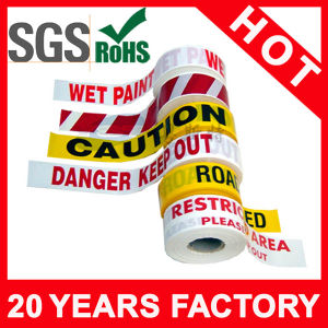 Solid Safety Warning Tape (YST-WT-010) pictures & photos