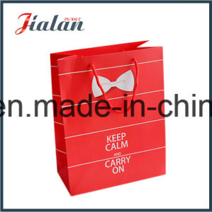 Cheap Custom Wholesales Logo Printed Packaging Paper Gift Bags pictures & photos