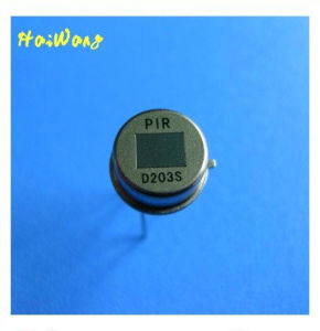 Pyroelectric PIR Infrared Radial Sensor Human Motion Detector (D203S) pictures & photos