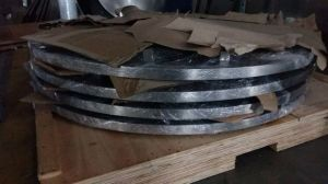 Industrial Horizontal Round Stainless Steel Turntable Wholesale pictures & photos