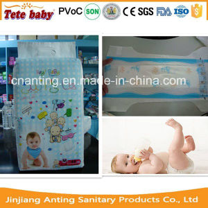 Upgrade High Quality Encaier Disposable Cloth-Like African Maket Baby Diapers pictures & photos