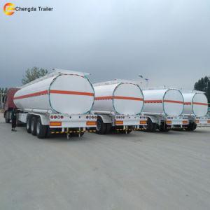 Tri Axle 40000L 45000L 50000L Diesel Fuel Tank Semi Trailer pictures & photos