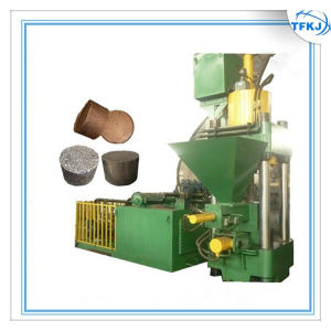 Y83 Waste Recycle Metal Chip Briquetting Machine pictures & photos