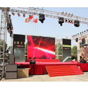 Super Light Portable LED Display for Both Outdoor and Indoor Events (P4.81, P5.95, P6.25) pictures & photos
