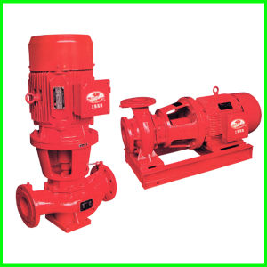 Isg Single-Stage Single-Suction Vertical Pipeline Centrifugal Pump pictures & photos