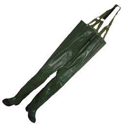 China hot sale fishing rubber chest wader china wader for Fishing waders on sale
