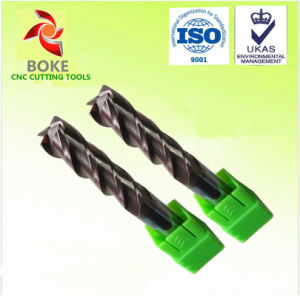 CNC Machine Indexable Carbide Square End Mills pictures & photos