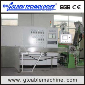 Electric Wire Coating Extrusion Machine pictures & photos