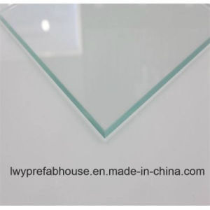 Toughened Flat/Curved Low-E Ultra Clear Glass (LWY-TG36)