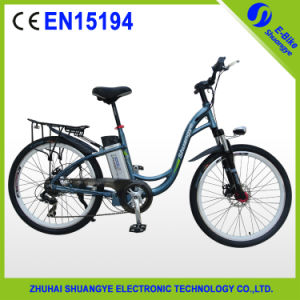 China Ladies Model E-Bicycle 36V250W pictures & photos