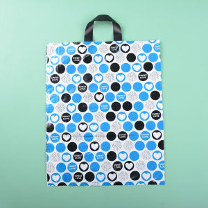 SGS Approved China High Quality Custom Design Plastic Carrier Bags