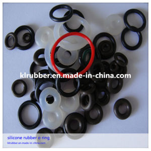 High Quality Silicone Rubber O Ring for Home Appliances pictures & photos