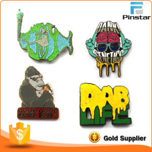 New Produccts Custom Metal Hat Pins DAB pictures & photos
