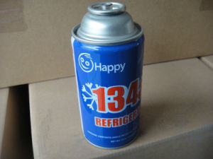Small Cans Refrigerant Gas R134A with High Purity