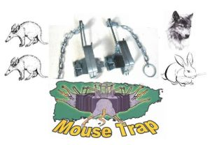 Custom Mouse Trap & Rabbit Trap pictures & photos
