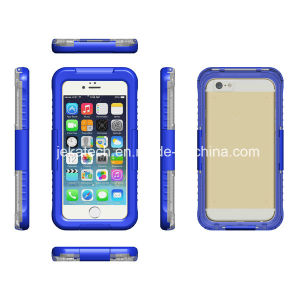 5.5inch Waterproof Case for iPhone6 Plus pictures & photos