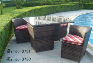 Outdoor Furniture, PE Rattan Furniture, (JJ-073 T/C) pictures & photos