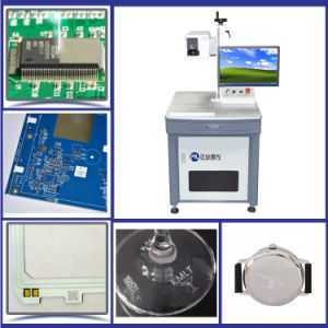UV Laser Marking Machine with Automation for Hardware Engraving pictures & photos