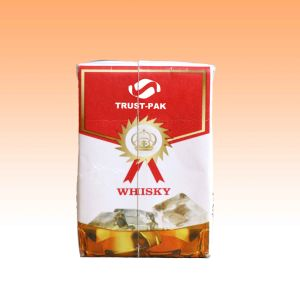 Aseptic Whisky Box 90 Ml