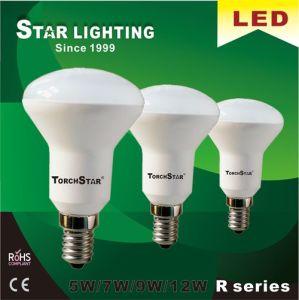 AC160-260V R80 12W E27 Spot LED Bulb for Corridor pictures & photos