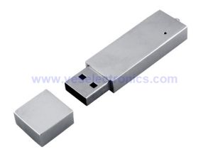 Cheap USB Drives OEM Metal 16 Gig Flash Drive for Promotional Products pictures & photos