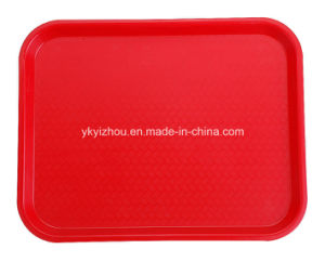 Plastic Food Tray / Restaurant Service Tray pictures & photos