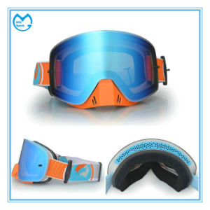 Flat PC Revo Coated Lens Frameless Snow Accessories Skiing Mask pictures & photos