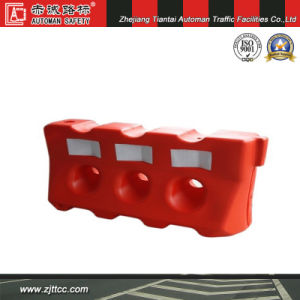 Road Safety Plastic Crash Barrier (CC-S08) pictures & photos